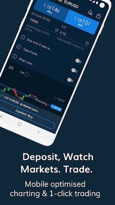 AvaTradeGO Image 2: Online Trading
