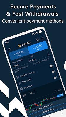 AvaTradeGO Image: Online Trading