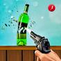 garrafa Atirar 3d jogos especialista