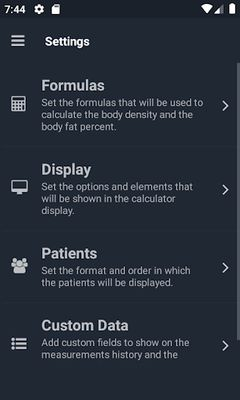 Plixi Image 6 - Fat Calculator