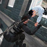 Ícone do Segredo Agent Espião Jogos Banco Roubo Furtividade
