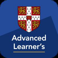 Cambridge Advanced Learner's Dictionary, 4th ed. icon