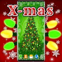 Christmas Tree Lights Live Wallpapers icon