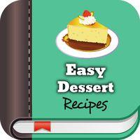 Ícone do Sobremesas rápidas e fáceis