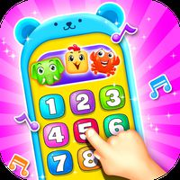 Telefon für kinder baby spiele Icon