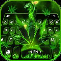 Rasta Weed Keyboard Theme icon