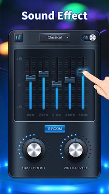 Image 2 of Equalizer: Bass Boost, Volume