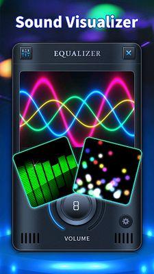 Equalizer Image: Bass Boost, Volume