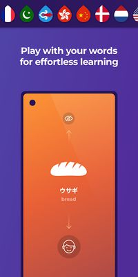 Drops Image: Learn Japanese, Chinese, Korean, Hebrew