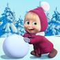 Masha e The Bear: Compras de Natal