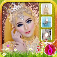 Ikon Hijab Pengantin Photo Maker