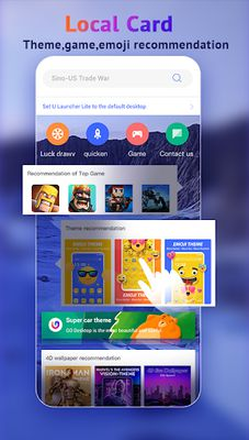 Image 4 of U Launcher Lite - FREE Live Cool Themes, Hide Apps