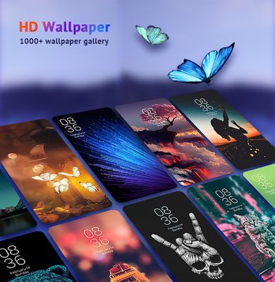 Image 2 of U Launcher Lite - FREE Live Cool Themes, Hide Apps