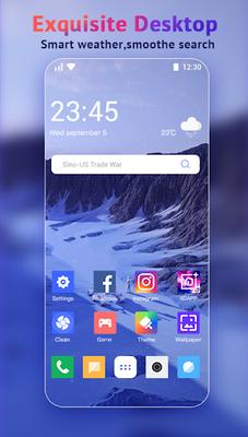 Screenshot 20 of U Launcher Lite - FREE Live Cool Themes, Hide Apps