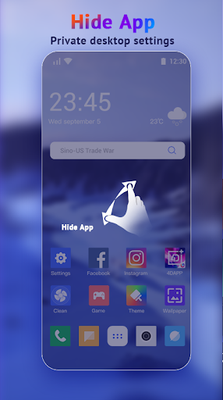 Screenshot 17 of U Launcher Lite - FREE Live Cool Themes, Hide Apps
