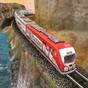 Uphill Train Racing 3D