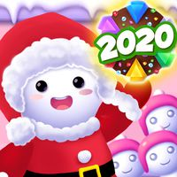 Ícone do Ice Crush 2018 - A new Puzzle Matching Adventure