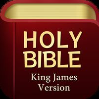 KJV - King James Bible, Audio Bible, Free, Offline icon