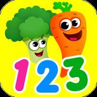 Ícone do Jogos educativos para crianças: Aprender a contar
