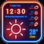 Weather App Neon Theme 2018  APK