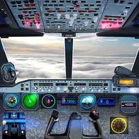 Icoană Avion Pilot Simulator de Zbor 3D