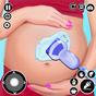 Pregnant Mom Virtual Family Happy Home