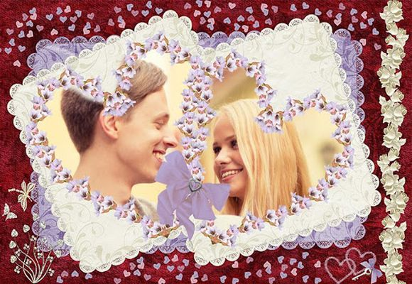 Picture 7 of Valentine picture frames