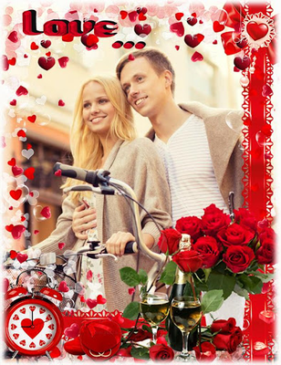 Image 23 of Valentine picture frames
