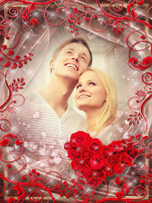 Image 13 of Valentine picture frames
