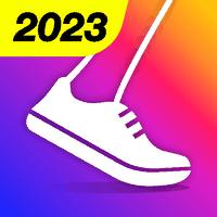 Ikona Krokomierz - bezpłatne liczenie kroków i kalorii