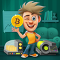 Miner simulator: extraction of crypto currency