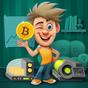 Simulateur du mineur: extraction de monnaie crypto