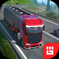 Ícone do Truck Simulator PRO Europe