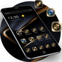 Golden Black Theme for Huawei P10