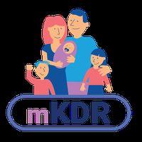 Ikona mKDR - mobilna Karta Dużej Rodziny