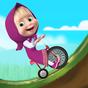 Masha and the Bear: Hill Climb and Car Games