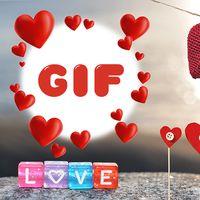 Icoană Dragoste GIF: Imagine animată