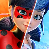 Miraculous Ladybug & Cat Noir - The Official Game Simgesi