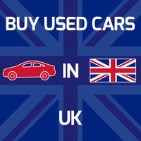 Buy Used Cars in UK icon