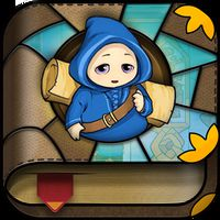 Ícone do Message Quest — the amazing adventures of Feste