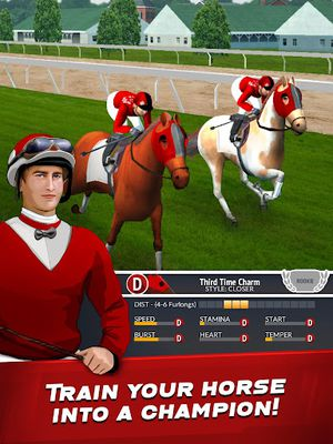 Image 1 of Horse Racing Manager 2018