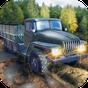Trucker fuera de carretera: conducción de camiones