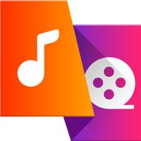 Ícone do Conversor de vídeo para MP3 - cortar musica, video