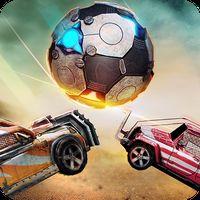Icono de Pelota de Cohete - Rocket Car Ball
