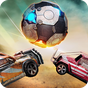 Roket Topu - Rocket Car Ball