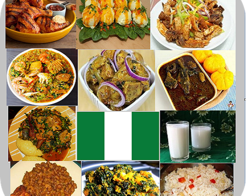 Nigerian Food Recipes Android - Free Download Nigerian Food ...