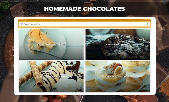 Image 10 of Chocolate recipes