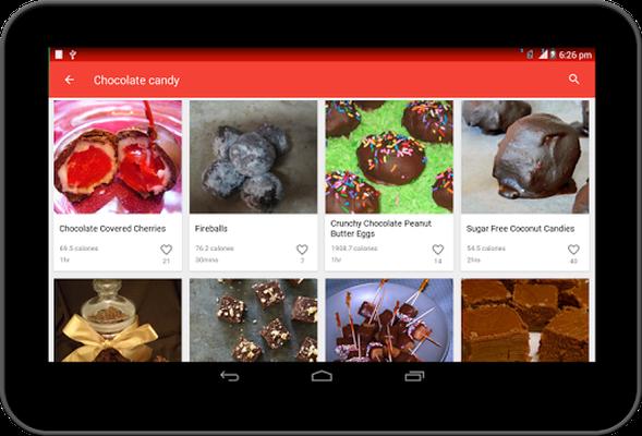 Image 16 of Chocolate recipes