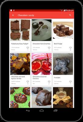 Image 17 of Chocolate recipes