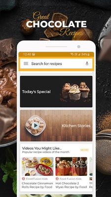 Image 6 of Chocolate recipes